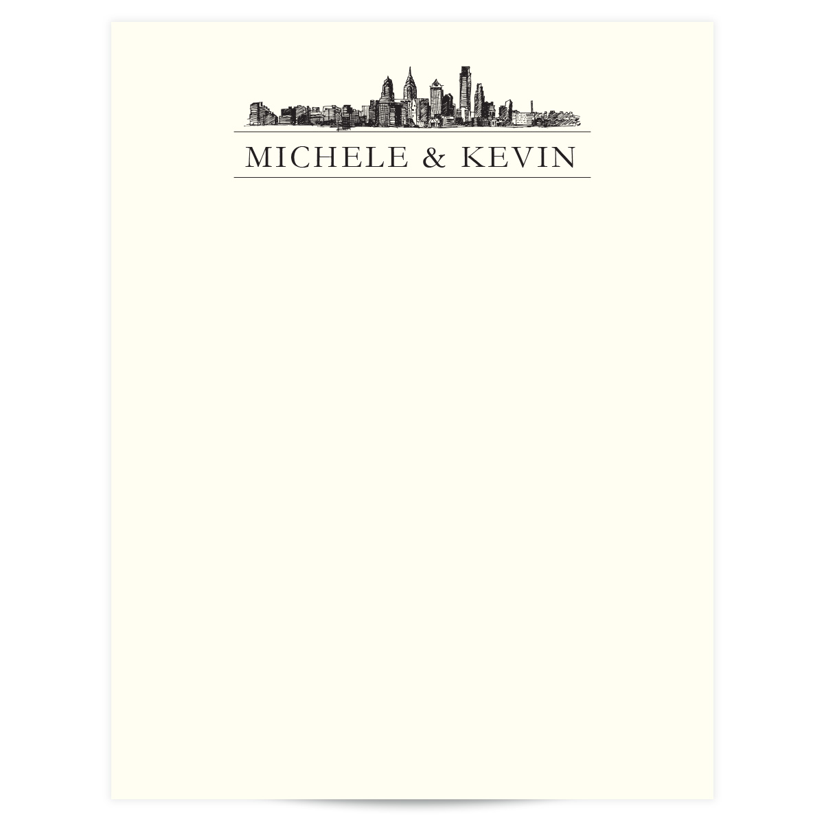 skyline stationery