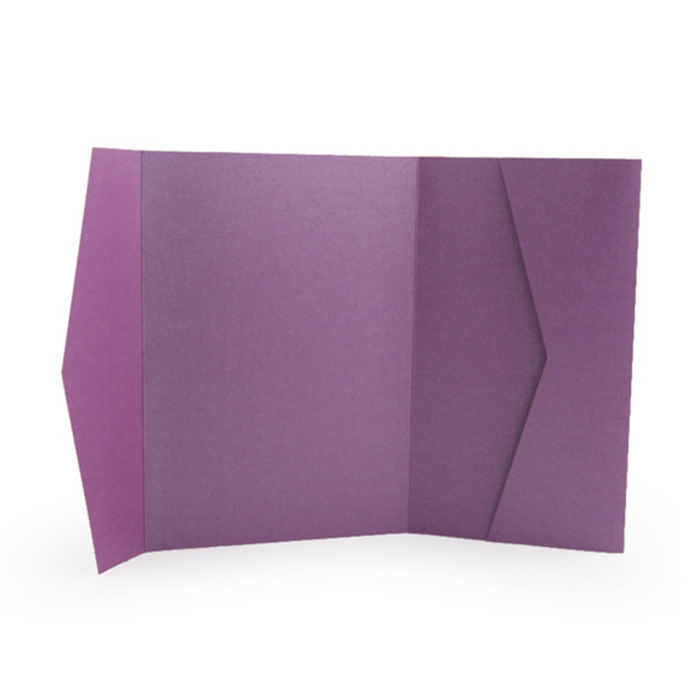 Wedding Invitation Pocket Folds - Pixie